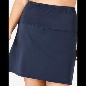 Swimsuits For All NWT High-Waist Skirt, 32